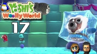 Yoshi's Woolly World #17 - Eiskalt zerquetscht
