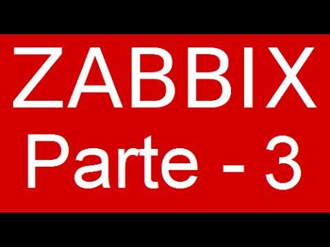 Videoaula - Zabbix - Configuração de Monitoramento - Parte 3