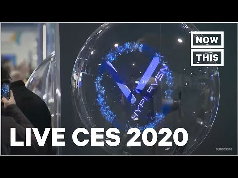 Consumer Electronics Show Kicks Off in Las Vegas | LIVE | NowThis
