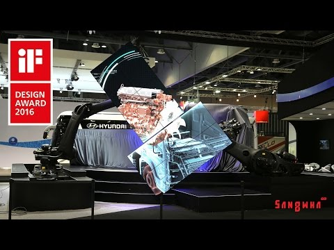 """Hyundai Motors """"All New Mighty"""" Unveiling Live Performance"""