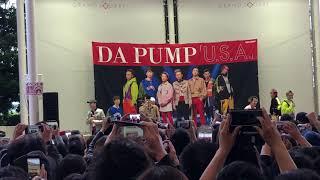 2018年6月16日(土) DA PUMP ニューシングル『U.S.A.』発売記念イベン...