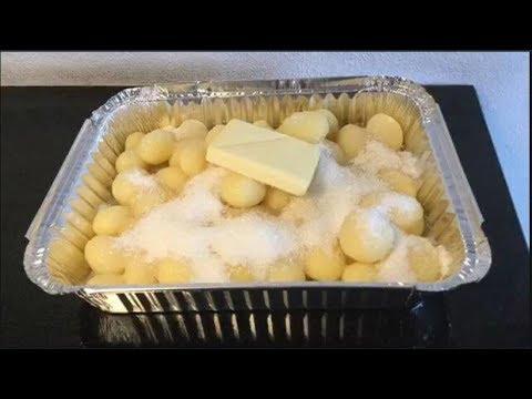 Brunede Kartofler I Ovn Mad I Trin Youtube
