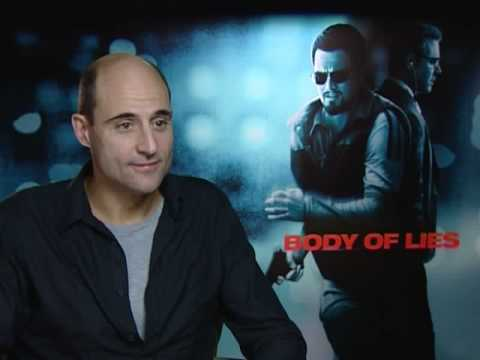 Mark Strong : Body Of Lies EXCLUSIVE