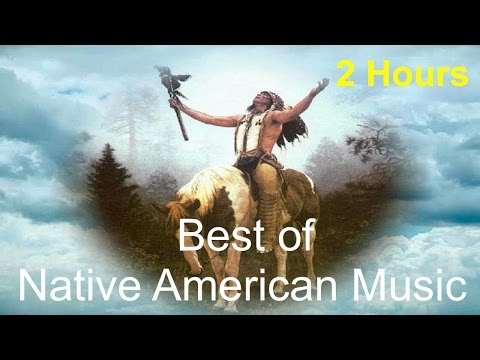 Native American Music & Native American Indian Music: 2 Hours of Native American Drums Music