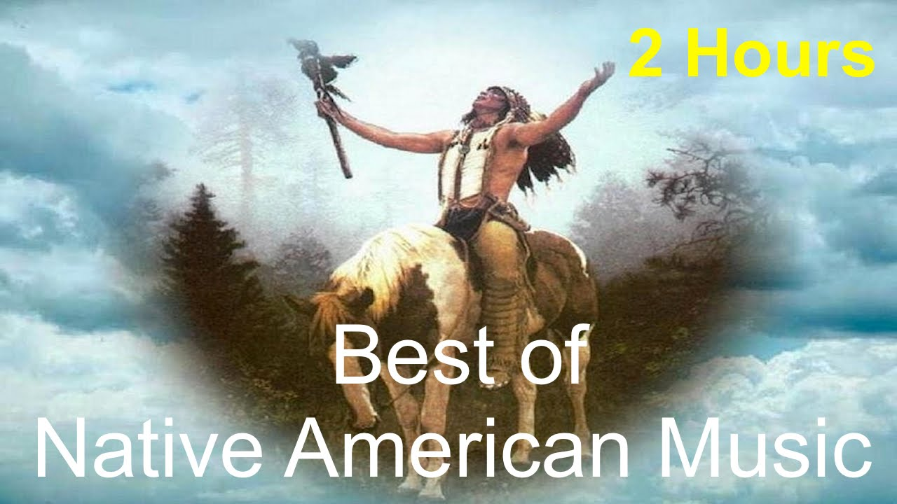 Native American Music Native American Indian Music 2 Hours Of Native American Drums Music Youtube