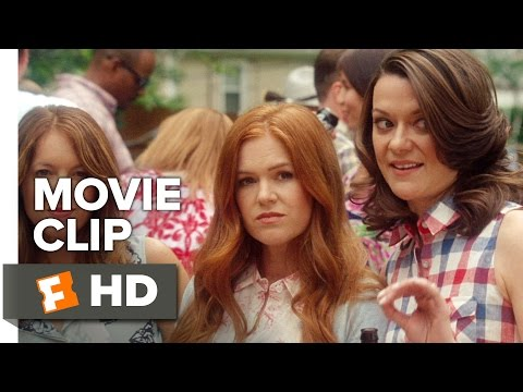 Keeping Up with the Joneses Movie CLIP - Summer Dress (2016) - Isla Fisher Movie