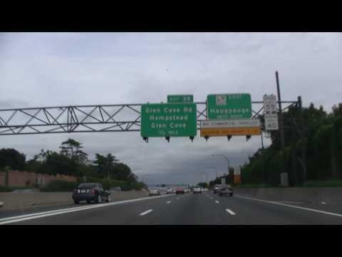 I-495 East (NY), Exit 16 - 49