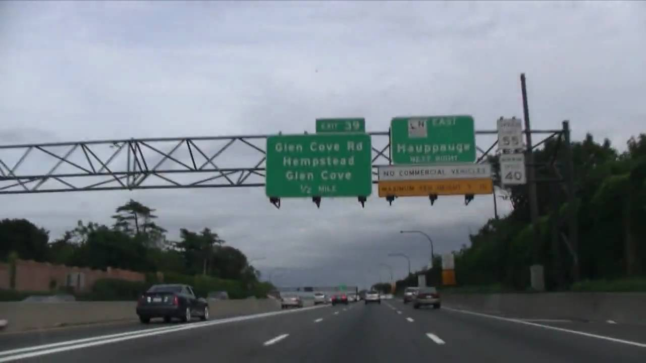 i-495 east  ny   exit 16 - 49