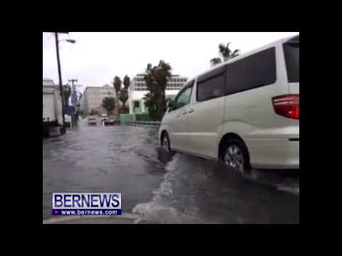 Heavy Rain Causes Area Flooding, Sept 26 2013