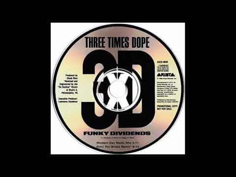 Download Three Times Dope - Funky Dividends (Great Groove Club Mix)