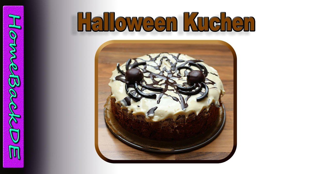 Halloween kuchen youtube geburtstagstorte - Youtube kuchen ...
