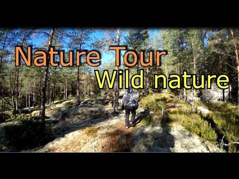 Wild nature in Finland-Nature Documentary- Siuro Ruutana-Luontodokumentti
