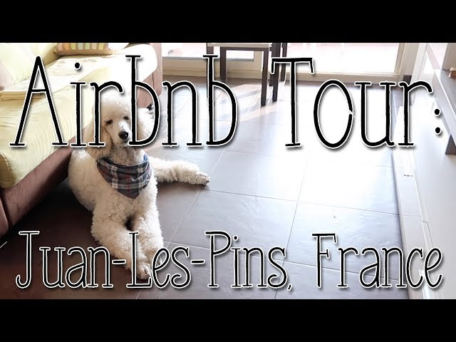 Apartment Tour | Juan-Les-Pins, France Airbnb