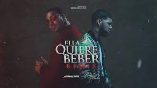 Ella Quiere Beber - Anuel AA ft. Romeo Santos [Extended]