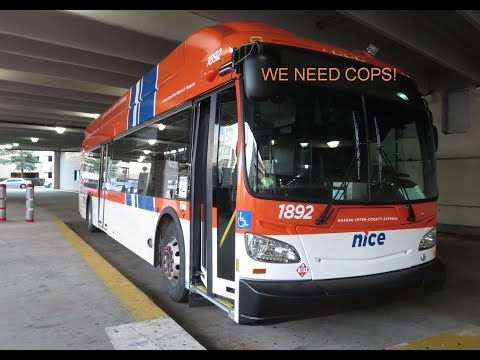 Piney News Update: NICE Bus a criminal's paradise!