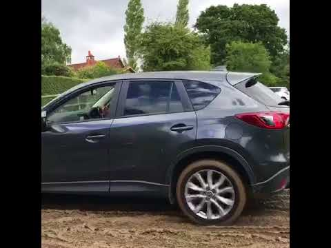 mazda cx 5 awd system in the mud youtube. Black Bedroom Furniture Sets. Home Design Ideas