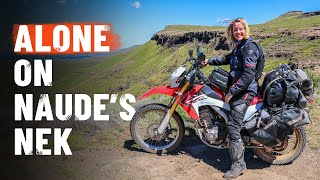 Naude's Nek Pass - worse than Sani Pass?? [S5 - Eps. 15]