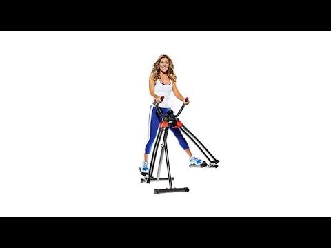 Brenda DyGraf SlimStrider 360 Exercise System w/Workout ...