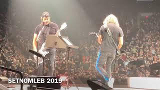 Metallica - El Paso (Marty Robbins) - El Paso, TX - February 28, 2019