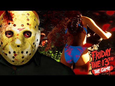 NEW BRUTAL PART 4 JASON EXECUTIONS! || Friday The 13th The Game (NEW Counselor + JASON DLC)