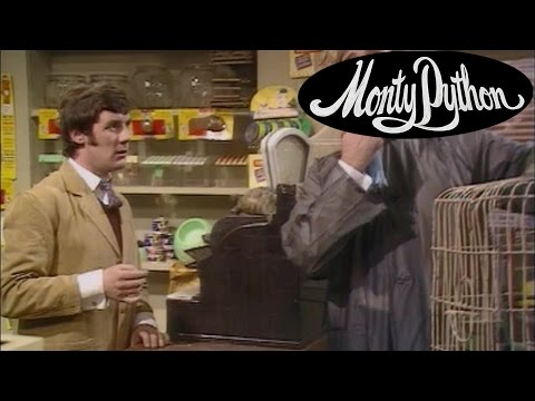 Welcome to the official Monty Python YouTube Channel