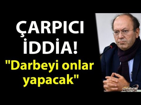 """Yeni Şafak yazarı Yusuf KAPLAN """"darbe geliyorum """"dedi"""