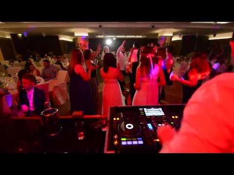 Wedding Dj in Limassol, Cyprus   Myria & Aggelos   Mediterranean Hotel   June 2016