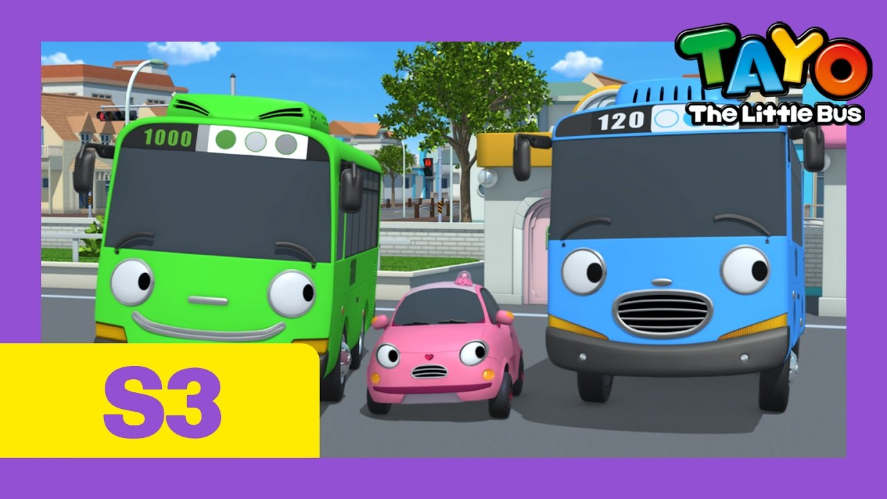 tayo s3 ep2 we are a family l tayo the little bus youtube