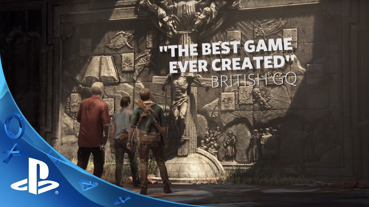 UNCHARTED 4: A Thiefs End Accolades Trailer | PS4