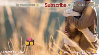Zaroori Tha | Back to love (2017)| Neha kakkar | Romantic song | sad song | function knowledge |