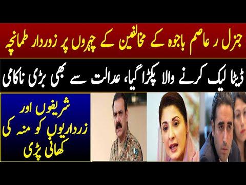 Opponents of Asim Saleem bajwa in big trouble. Maryam nawaz.Bilawal Zardari.Arsalan zafar SECP.