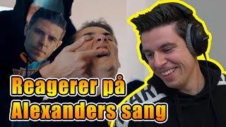 Reagerer på Alexanders
