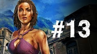 Dead Island Riptide Gameplay Walkthrough Part 13 - Heavy Equipment - Chapter 5