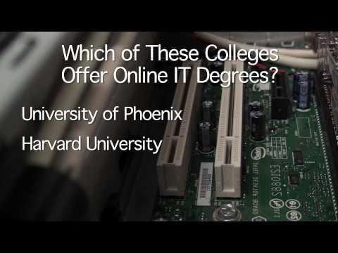 Online IT Colleges: Best Universities