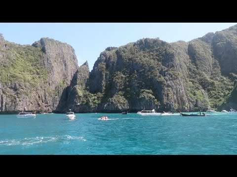 Phuket + Phi Phi Islands | Thailand Vlog Part 4