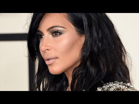 Kim Kardashian 2015 Grammys Inspired Makeup Tutorial