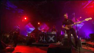 The XX - Crystalised (Live at Glastonbury 26-6-2010)
