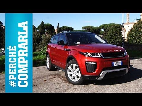 Range Rover Evoque (2015)  | Perché comprarla... e perché no