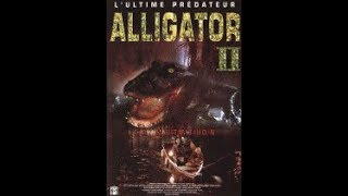 Аллигатор 2: Мутация (1991) Ужасы, Фантастика