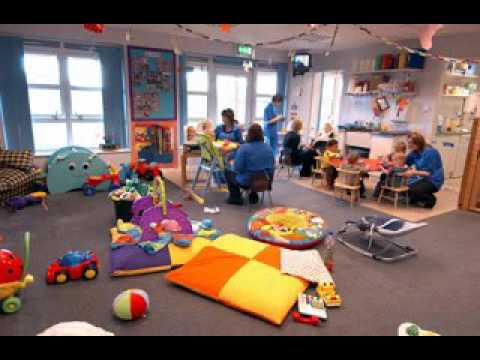 Awesome Home daycare decorating ideas - YouTube