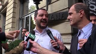 Intervista di Massimo Emanuelli a Matteo Salvini