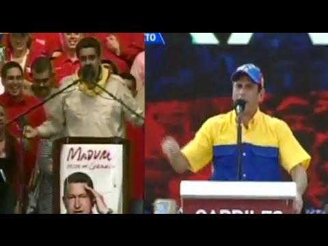 Venezuelan Election in Full Swing