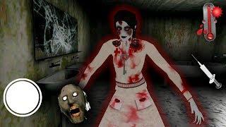 Фото Концовка против ЗЛАЯ МЕДСЕСТРА Больница ужасов в ГРЕННИ в реальной жизни  Evil Nurse Horror Hospital