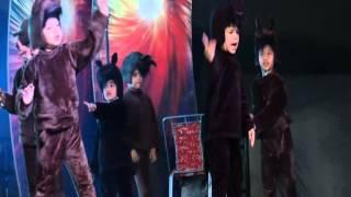 DPS Kaithal Annual Function 16th Feb 2015 (Gummy Bear) by Junior Students