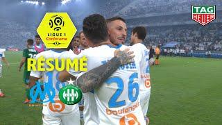 Olympique de Marseille - AS Saint-Etienne ( 1-0 ) - Résumé - (OM - ASSE) / 2019-20