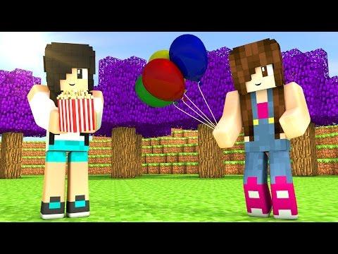 Mundo da Imaginação - PRACINHA NO ZOO #99 - Видео из Майнкрафт (Minecraft)