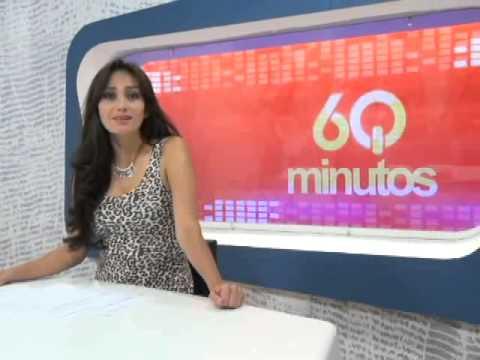 QUATRO TELEVISION(EX VIVA TV) 60 minutos Noticiero   CANAL 04   AREQUIPA