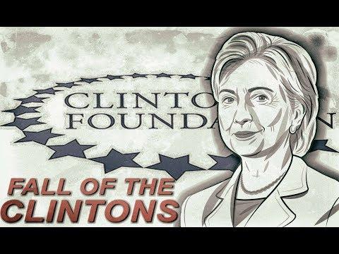 Trump Lays Foundation To Go After Clinton Corruption