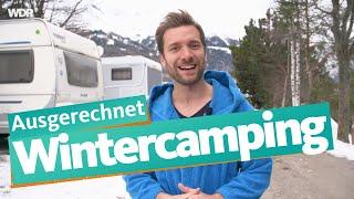 Ausgerechnet Wintercamping | WĎR Reisen