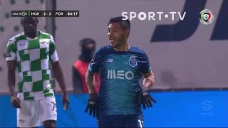 Goal   Golo Corona: Moreirense 2-(4) FC Porto (Liga 19/20 #16)